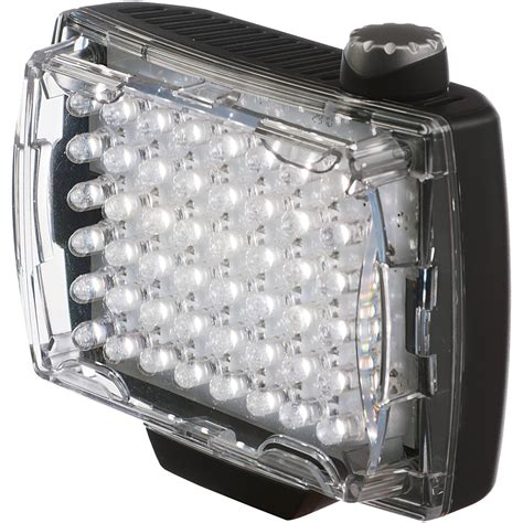 battery powered led lights manfrotto spectra500s battery powered led light spot mls500s