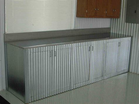 Wavy Backsplash by Custom Cabinets