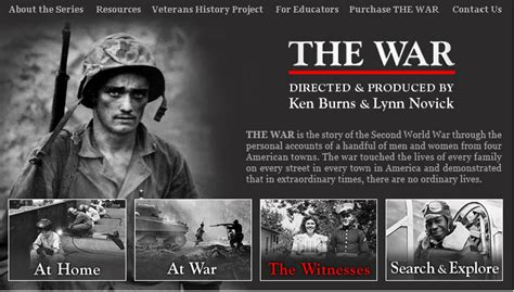 film dokumenter perang film dokumenter perang terbaik the war a ken burns