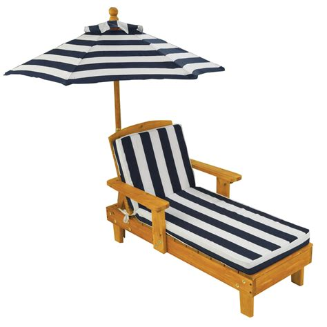 kids chaise lounge chair shop kidkraft cushioned wood patio chaise lounge at lowes com