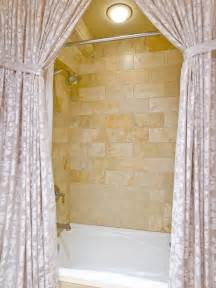 ideas for bathroom curtains clear plastic shower curtain design ideas pictures