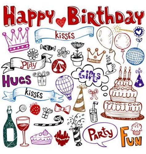 doodle happy birthday 17 happy birthday doodles drawing inspiration