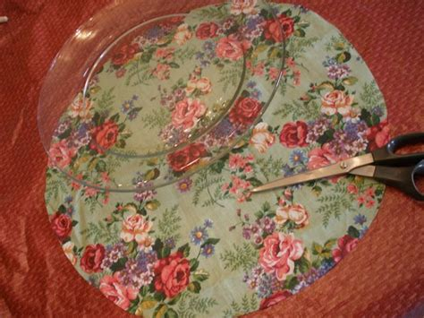 decoupage using fabric best 25 decoupage glass ideas on diy