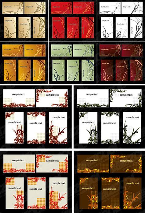 Material Design Vorlagen Eps Format Mit Jpg Vorschau Die Entscheidenden Worte Vector Muster Karte Vorlagen