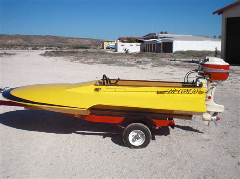 vintage boats for sale california clark craft hydroplane boat for sale from usa