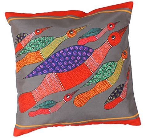 bed pillow covers zippered souvnear soaring birds throw pillow covers 18 x 18 inch