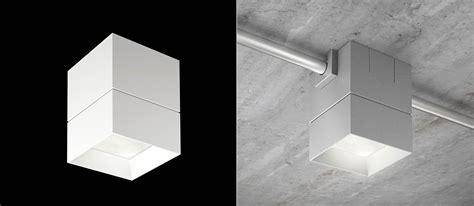 surface conduit types beveled block led surface mount pendant fixtures for