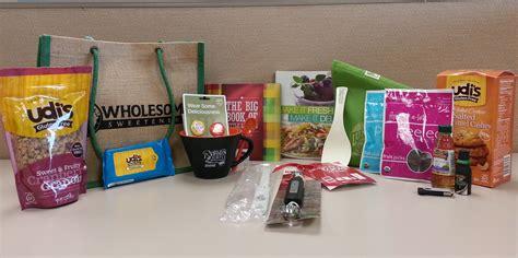 Swag Bag Giveaway - blogher food 2013 conference swag bag giveaway