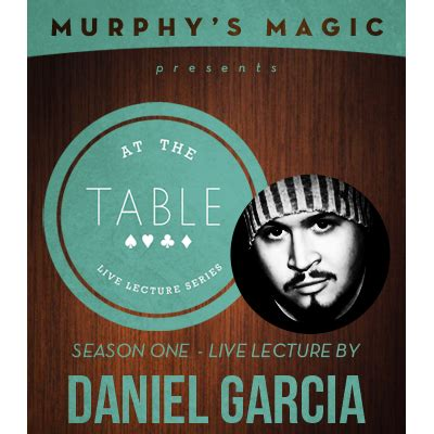 Penguin Live Lecture Daniel Garcia Dvd Magic Tutorial Sulap at the table live lecture danny garcia 3 5 2014 drm protected