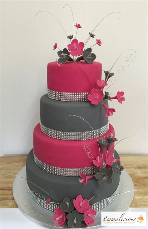 hochzeitstorte pink and pink wedding cakes www pixshark images