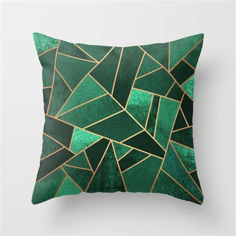 Decorative Pillows And Throws by Throw Pillows Society6