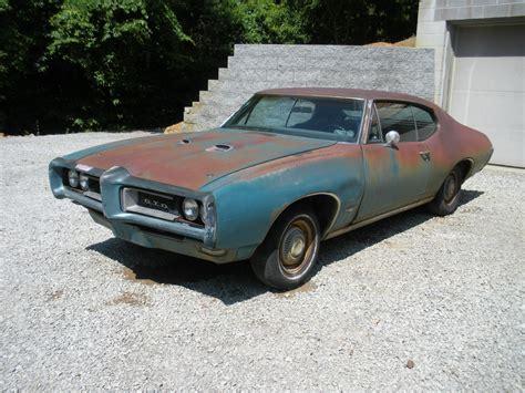 pontiac gto one owner 1968 pontiac gto