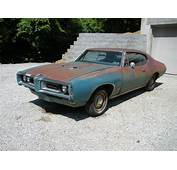 One Owner 1968 Pontiac GTO