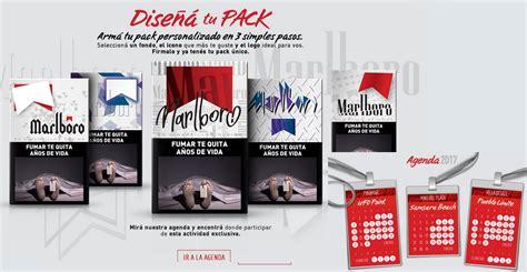 design your own marlboro cigarette news from argentina cpcca
