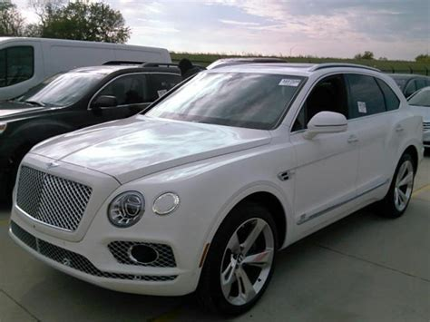 bentley price usa used 2018 bentley bentayga car for sale at auctionexport
