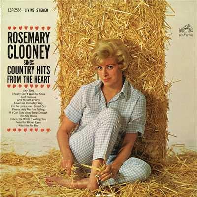 rosemary clooney beautiful brown eyes beautiful brown eyes rosemary clooney 収録アルバム rosemary