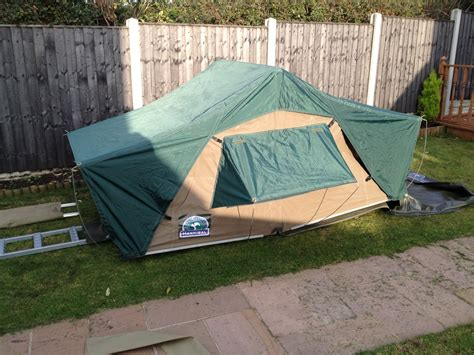 hannibal awning for sale defender2 net view topic hannibal roof tent and awning