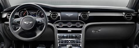 bentley mulsanne black interior bentley interior black pixshark com images