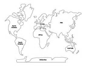 montessori world map and continents gift of curiosity