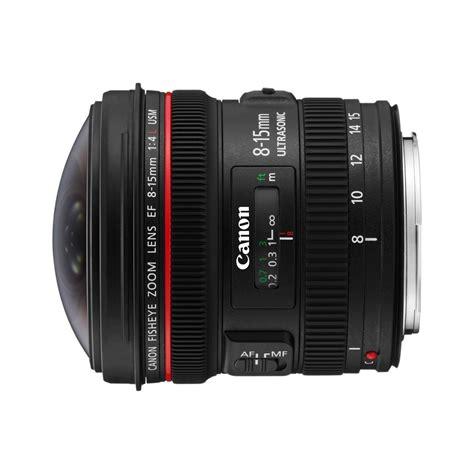 Lensa Canon Fisheye 15mm canon ef 8 15mm f 4 0l usm wide fisheye zoom lens
