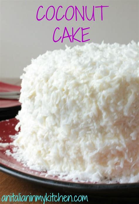 coconut cake icing coconut cake a delicious soft moist cake from scratch