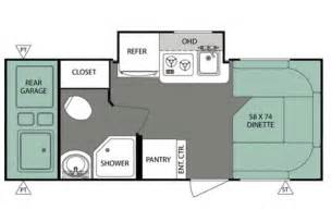 Pod Floor Plans For Sale 2016 Forest River R Pod Rv 183g 013195