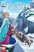 disney olaf s frozen adventure cinestory comic books frozen comic book disney wiki fandom powered by wikia