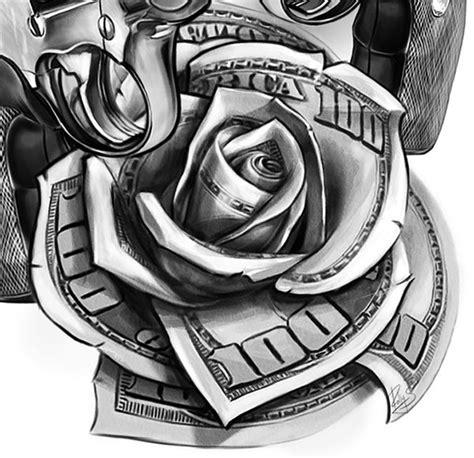 после того ка нарисовала две розы пришло в голову и