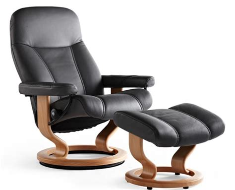 stressless consul recliner stressless consul leather recliner chairs