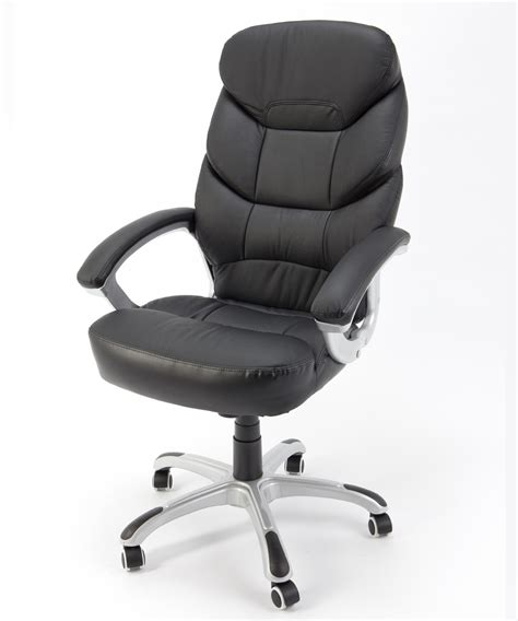 poltrona presidenziale ufficio sedia poltrona presidenziale nera girevole ergonomica per