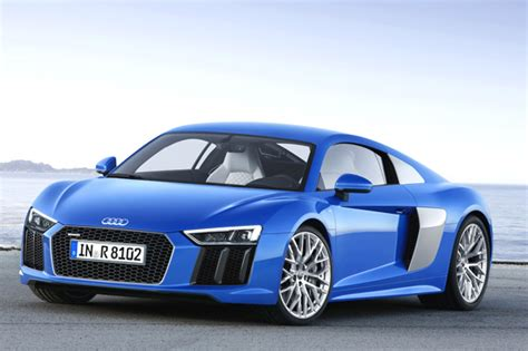 Premier Audi New Audi R8 Revealed Ahead Of Geneva Premier Autocar India
