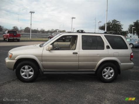 2001 beige metallic nissan pathfinder le 22432809 gtcarlot car color galleries