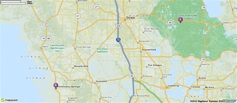mapquest ocala florida bing images