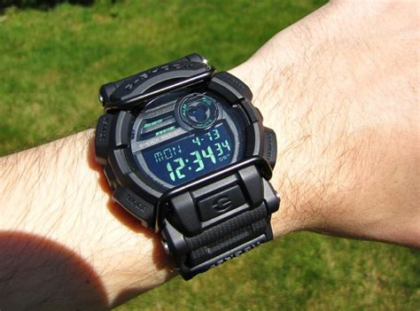 Gd 400 Mb By Gshock Winata relogio casio g shock gd 400mb 1dr black r 439