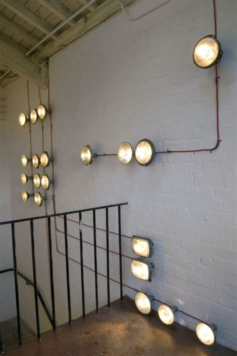 indoor really cool lights home with room design really staircase light installation by pslab yatzer