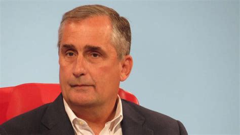 Brian Krzanich Krzanich Says Intel Is Not A Cpu Company Anymore Pcmag