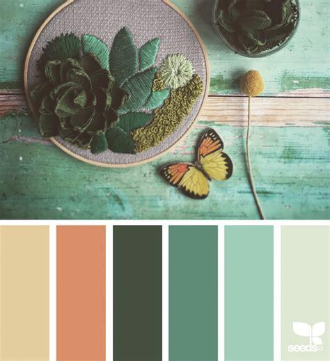 botanical colors botanical hues design seeds bloglovin