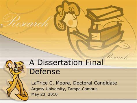 preparing for dissertation defense preparing for your dissertation defense the