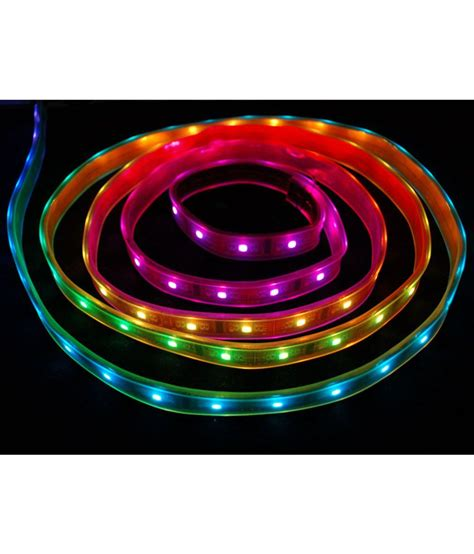 led multicolor strip lights rinnovare multicolor waterproof led strip neon lights for