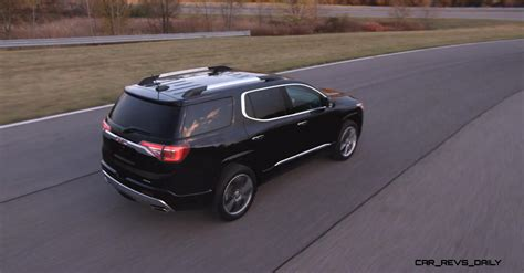 weight of gmc acadia 2017 gmc acadia shows radical redesign 700lb weight loss