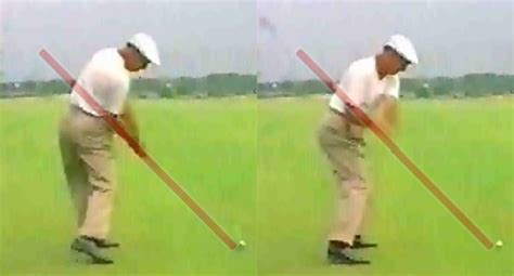 ben hogan swing down the line dave koster analysis swing check the sand trap