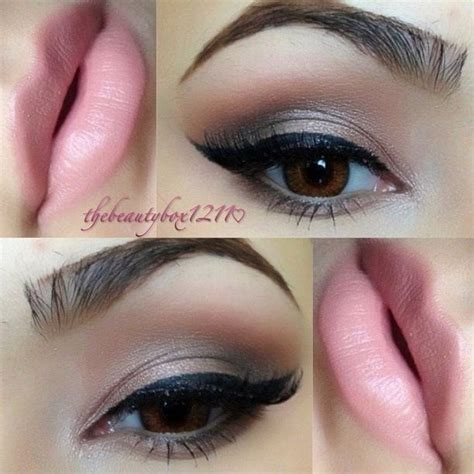 tutorial make up lipstik natural this is cute quince makeup ideas make up pinterest