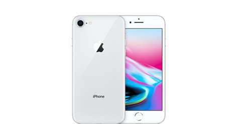 Iphone 8iphone 8 Argent by Iphone 8 64 Gb Silber Apple De