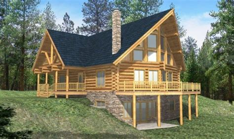 log cabin style house plans 14 spectacular log cabin house plans free home plans