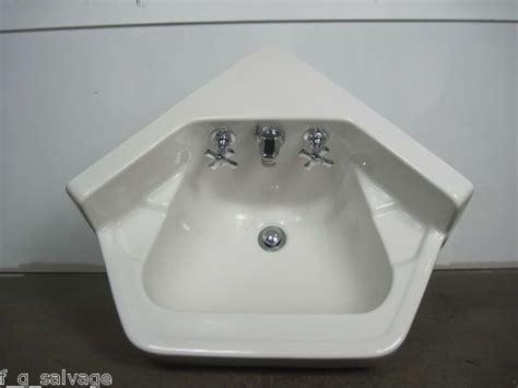 1950s bathroom sink antique vintage bathroom sink american standard corner