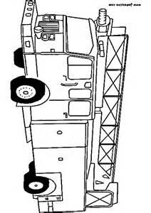 Dessin 192 Imprimer Prefix Camion Grue