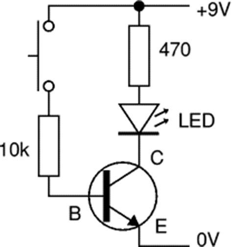vorwiderstand transistor bc547 welcher transistor f 252 r led elektronik