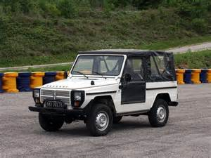 peugeot p4 1981 the curious history of the mercedes g
