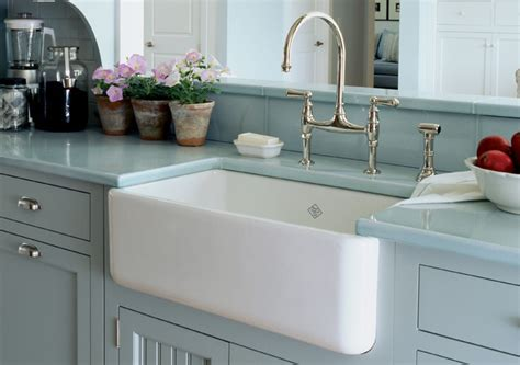 Shaws Kitchen Sinks by Rohl Shaws Sinks Original Fireclay Apron Sink 18 L X 30