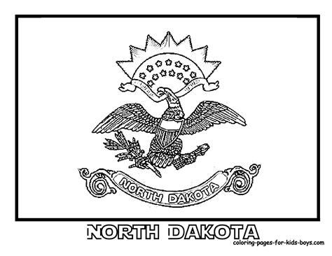 north dakota state flag hometown references pinterest